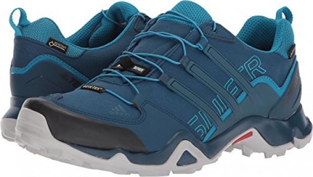 930cec09133a2 adidas outdoor Men s Terrex Swift R GTX Blue Night Blue Night Mystery  Petrol Hiking Shoes – 10.5 D(M) US